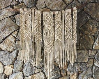 Macrame Wall Hanging - Charisa