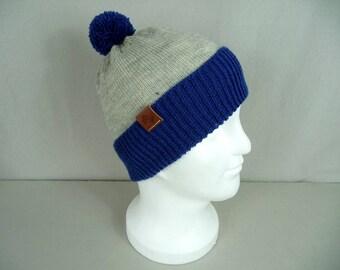 hat, cap, 100 %wool, size 52