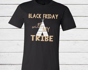 Black Friday Shirts, Black Friday Shopping Shirts, Black Friday Squad Shirts, Black Friday Tribe Shirt,  Black Friday Team Shirt S-4X