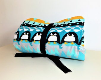"""Changing pad nomad """"penguins"""""""