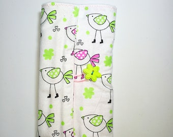Cute Roll-Up Case for Girls