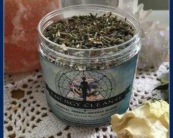 Energy Cleanse Herbal Incense Blend