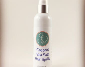 Sea Salt Spray, Texturizing Beach Sea Spray, Beach Waves Spray, Waves Hair Spritz