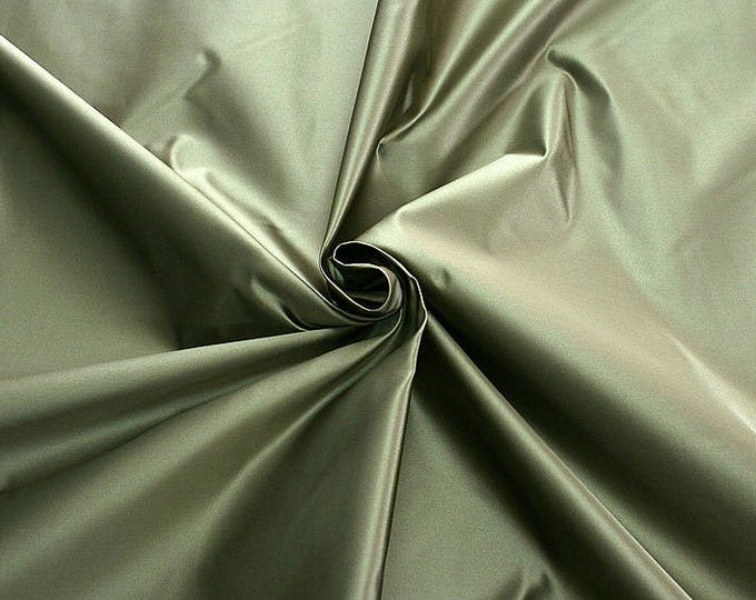 876204-Satin Natural silk 100%, width 135/140 cm, made in Italy, dry cleaning, weight 190 gr