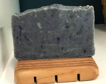 Colloidal Silver, Charcoal, Clay Soap