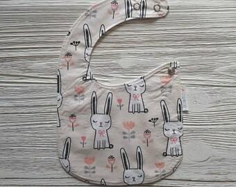 Bib, bib, baby bib, baby bib, Bunny, rabbit, Easter, easter, animal