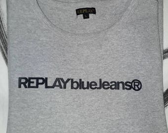 90s Replay tshirt longsleeve