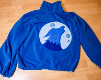 Mabel's Wolf Sweater READY FOR SHIPPING