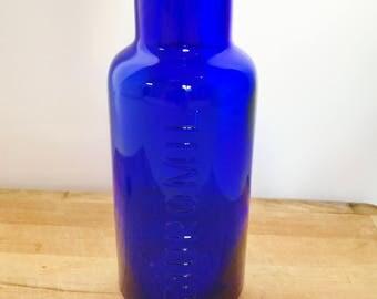 Vintage Diuromil Medicine Bottle