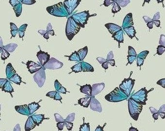 Shell Rummel by Blend Mariposa Dance of the Butterfly  **Half yard Cuts**
