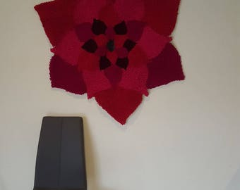Hand made Wall Hanging Wool Office Home Decor