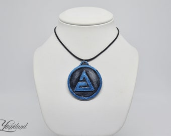The Witcher inspired medallion - Aard sign | The Witcher cosplay