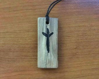 Rune Toggle or Rune Pendant