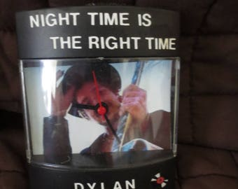 """Bob Dylan Dyl-Time Clock for """"Nashville Skyline"""""""