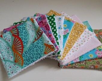 wipes X 10 - eco-friendly - women/girls - set no. 9