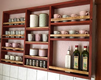 Kitchen shelf XXL