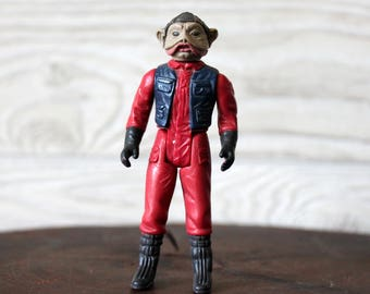 1983 Star Wars Nien Nunb Action Figure