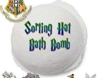 Harry Potter Sorting Hat Bathbomb 4 Pack