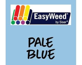 Siser EasyWeed Heat Transfer Vinyl - HTV -  Pale Blue