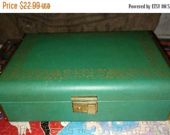 On Sale Vintage Farrington Jewelry Box