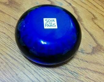 Soir de Paris (Evening in Paris) by Bourjois Soap 3.5 oz 100 gram Bar Vintage New