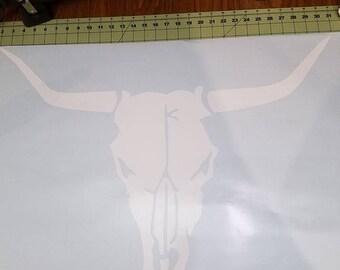 """Long Horn 20x30"""""""