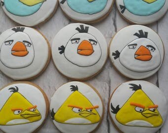 Angry birds, party favors, birthday party, party bag fillers