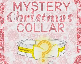 Mystery Christmas Tug-proof Collar - NekoLaces