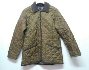 Vintage Lavenham Long Melford Jacket Made in England Size 36
