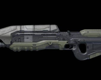 Halo 5 - assault rifle