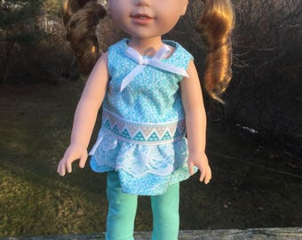 14 inch doll outfit