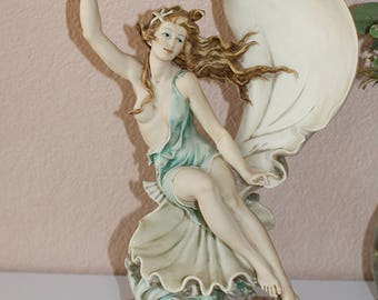 Giuseppe ARMANI WINDSONG 904C Statue Figurine Limited Edition Gorgeous!!!