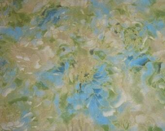 FREE SHIPPING - Blue/TanGreen Pastel placemats, pastel placemats, placemats, linens, cloth placemats, gift, birthday gift