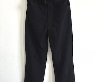 Vintage WXYZ Workshop by YOHJI YAMAMOTO Casual Pants Unisex Size 26 Made in Japan Top Japanese Designer Yohji Yamamoto Pour Homme Issey Miya