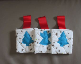 3 Christmas surprise bags