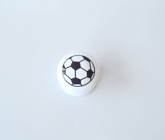 Football Drawer Knobs Football Pulls Soccer Pulls Boys