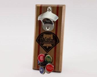 Philadelphia Phillies Magnetic Bottle Opener