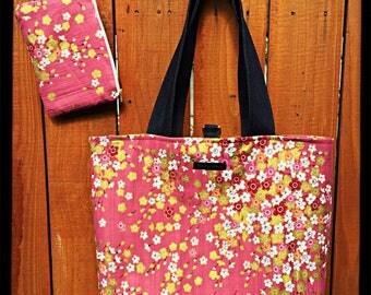 The Tiny Flowers Bag