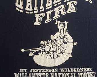 Whitewater Fire shirt