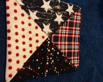 Red White and Blue- Patriotic Coasters