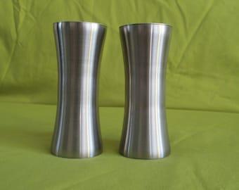 Mid Century Foley Salt & Pepper Shakers
