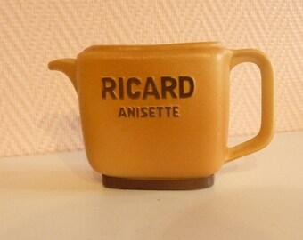 Pitcher advertising Pernod 45 Anisette Ref 215 bakelite