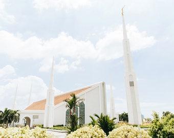 Manila Philippines Temple 1