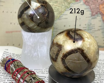 Choice of Septarian Sphere