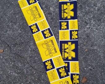 University of Michigan headband