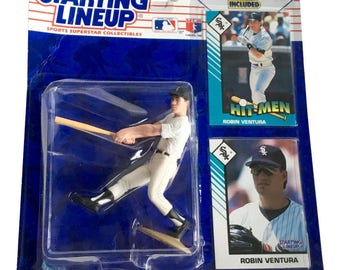 MLB Starting Lineup SLU Robin Ventura Action Figure Chicago White Sox 1993