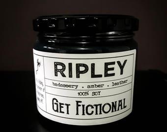 Ripley {Ellen Ripley - Alien} 12oz Soy Candle
