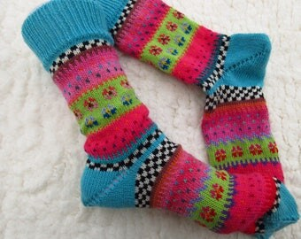 Colourful Socks 39/40
