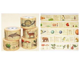 mt ex washi tape encyclopedia