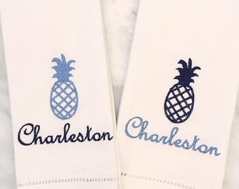 Pineapple Tea Towels
